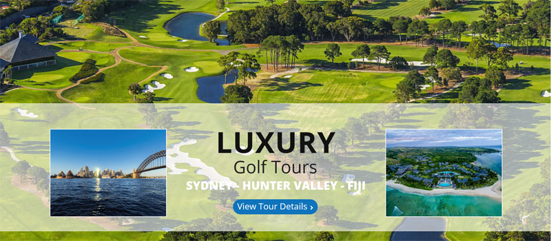 Luxury Golf Tours